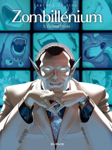 Zombillénium Tome 3 Control Freaks