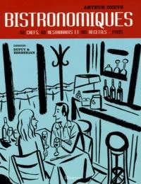 Deedr.fr Bistronomiques - 60 Chefs, 60 restaurants et 180 recettes-Paris Image