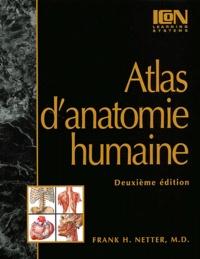 Arthur-F Dalley et Frank Netter - Atlas d'anatomie humaine.