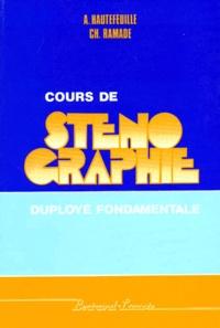 Arthur Hautefeuille et C Ramade - .
