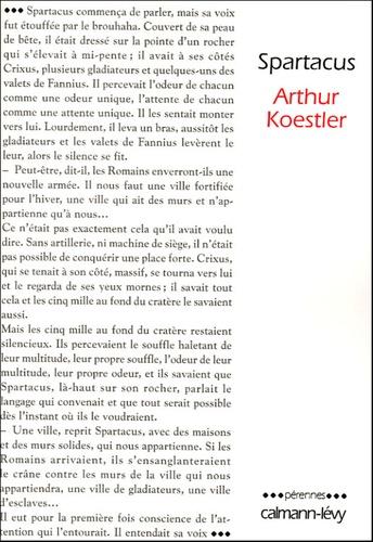 Arthur Koestler - Spartacus.