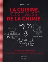Ebook PDF PDB télécharger La cuisine c'est aussi de la chimie en francais PDF PDB 9782012310568
