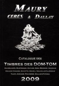 Arthur Maury - Timbres des DOM-TOM.