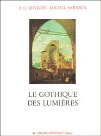 Histoiresdenlire.be Le gothique des Lumières. La redécouverte du gothique Image