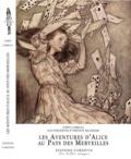 Arthur Rackham et Lewis Carroll - Les aventures d'Alice au pays des merveilles.