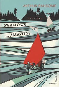Arthur Ransome - Swallows and Amazons.