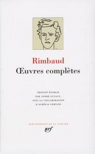 Arthur Rimbaud - Oeuvres complètes.