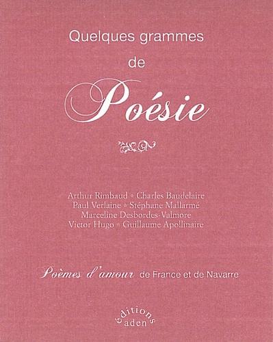 Arthur Rimbaud et Charles Baudelaire - Quelques grammes de poésie.