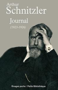 Arthur Schnitzler - Journal (1923-1926) suivi de Lettres.
