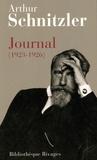 Arthur Schnitzler - Journal (1923-1926) - suivi de Lettres.