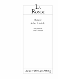 Arthur Schnitzler - La Ronde.