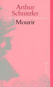 Arthur Schnitzler - MOURIR.