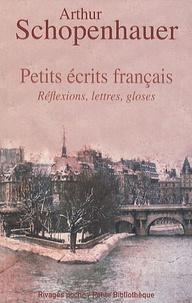 Histoiresdenlire.be Petits écrits français - Réflexions, lettres, gloses Image
