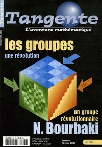 Gilles Cohen et Denis Guedj - Tangente N° 96, Janvier-Févri : .