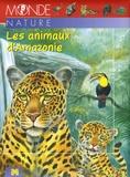 Arturo Arzuffi - Les animaux d'Amazonie.