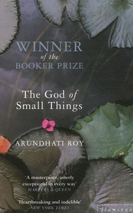 Arundhati Roy - The God of Small Things.