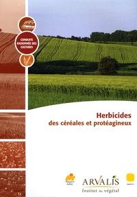 Arvalis - Institut du végétal - Herbicides des céréales et protéagineux.