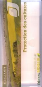 Arvalis - Institut du végétal - Protection des cultures (céréales) - 3 dépliants : Protection des semences, lutte contre les ravageurs et la verse ; Lutte contre les maladies ; Lutte contre les adventices.