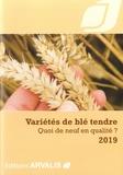 Arvalis - Institut du végétal - Variétés de blé tendre - Quoi de neuf en qualité ?.