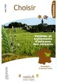 Nathalie Bigonneau et Luc Pelcé - Choisir Août 2005 : Variétés et traitements d'automne des céréales - Céréales 1, Bourgogne France-Comté.
