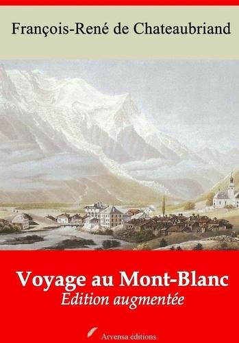 Voyage au Mont-Blanc – suivi d'annexes. Nouvelle édition 2019