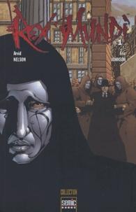 Arvid Nelson et Eric Johnson - Rex Mundi Tome 1 : Le gardien du Temple.