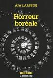 Asa Larsson - Horreur boréale.