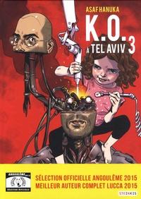 Asaf Hanuka - KO à Tel Aviv 3.