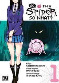 Asahiro Kakashi - So I'm a Spider, So What? T01.