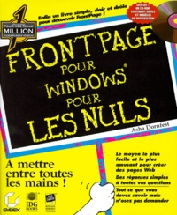 Frontpage pour Windows pour les Nuls - Asha Dornfest   Showmesound.org