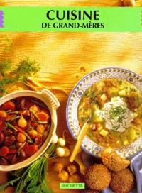 Ashley Mackevicius et Donna Hay - Cuisine de grand-mères.