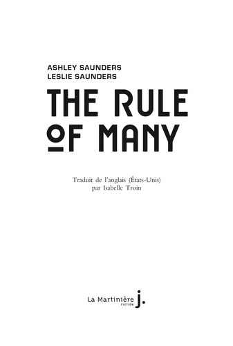 The Rule of Many