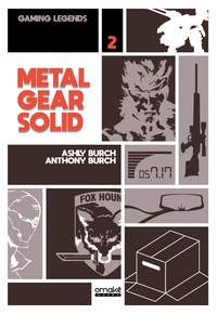 Ashly Burch et Anthony Burch - Metal Gear Solid.