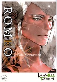 Asia Watanabe - D.S.P Romeo Tome 2 : .
