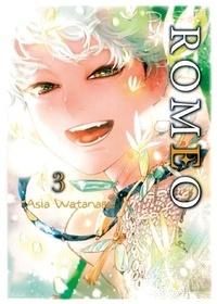 Asia Watanabe - D.S.P Romeo Tome 3 : .