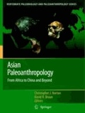 Christopher J. Norton - Asian Paleoanthropology - From Africa to China and Beyond.