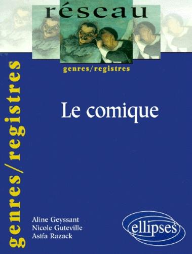 Asifa Razack et Aline Geyssant - .