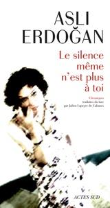 Le silence même nest plus à toi.pdf