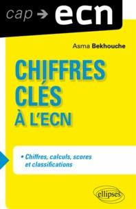 Asma Bekhouche - Chiffres clés à l'ECN - Chiffres, calculs, scores et classifications.