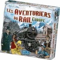 ASMODEE - Aventuriers du Rail Europe