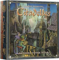 ASMODEE - Citadelles - nouvelle édition