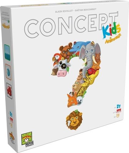 ASMODEE - Jeu Concept Kids