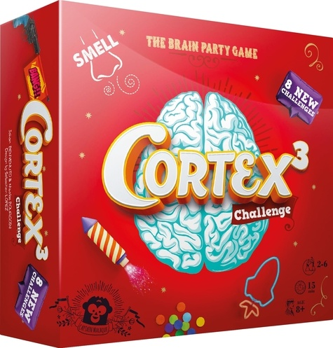 Jeu Cortex Challenge 3