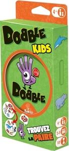 ASMODEE - Jeu Dobble Kids sous blister