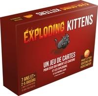 ASMODEE - Jeu Exploding Kittens