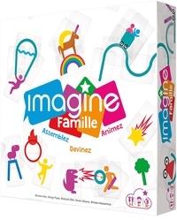 ASMODEE - Jeu Imagine Famille