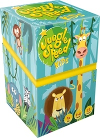 ASMODEE - Jeu Jungle Speed Kids