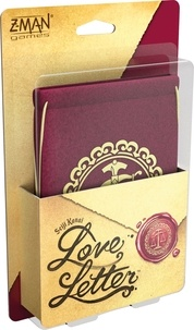ASMODEE - Jeu Love Letter