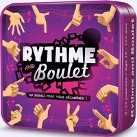 ASMODEE - Jeu Rythme and Boulet  -  Nouveau format
