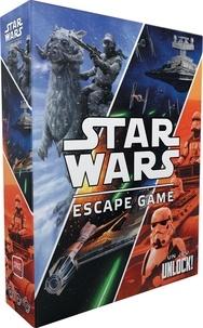 ASMODEE - JEU UNLOCK ! - Star Wars Escape Game
